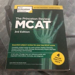 PRINCETON REVIEW MCAT PREP